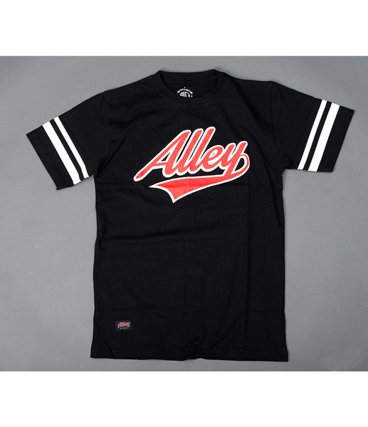 ALLEY - OG 53 SS Tee - Black