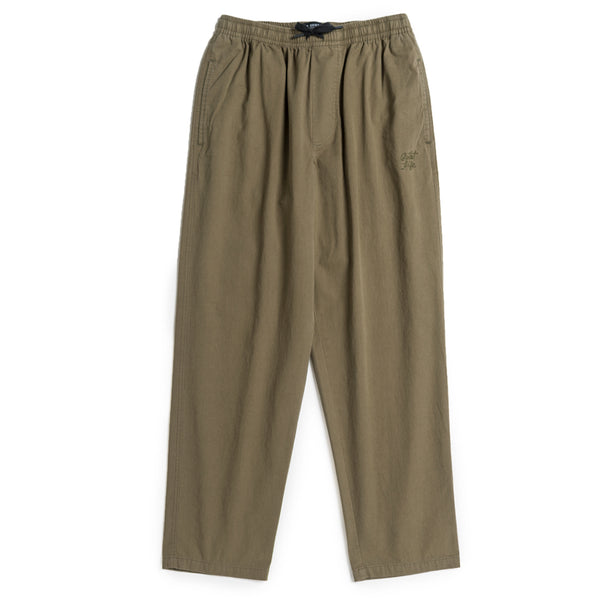 The Quiet Life - Surf Pants - Army