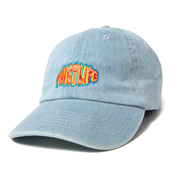The Quiet Life - Bubble Dad Hat - Denim