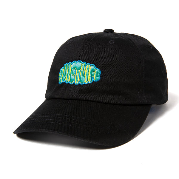 The Quiet Life - Bubble Dad Hat - Black