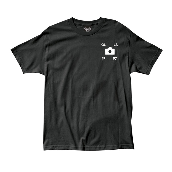 The Quiet Life - Settings Tee - Black