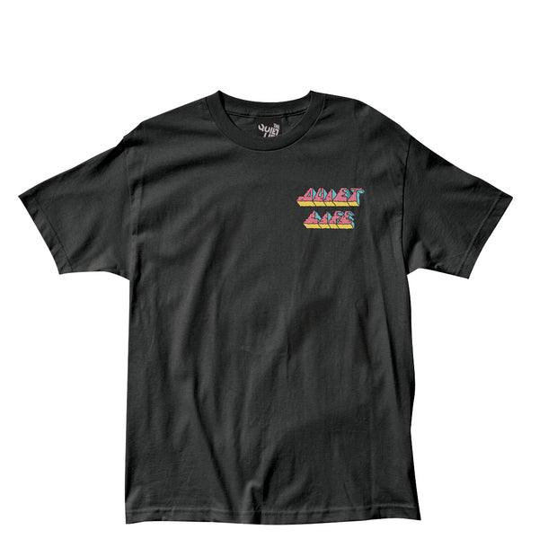 The Quiet Life - Paradise Tee - Black