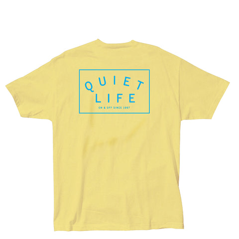 The Quiet Life - Standard Tee - Yellow