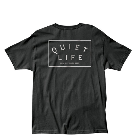 The Quiet Life - Standard Tee - Black