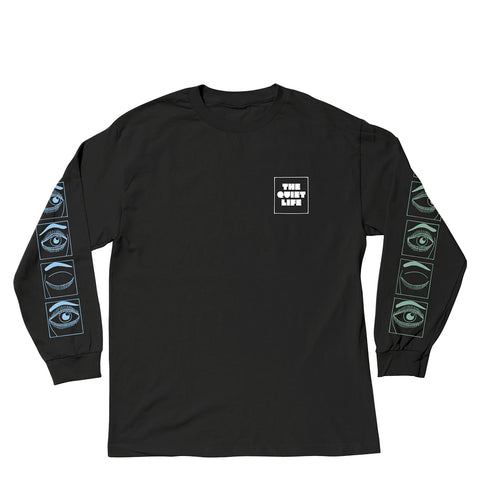 The Quiet Life - Blink Long Sleeve Tee - Black