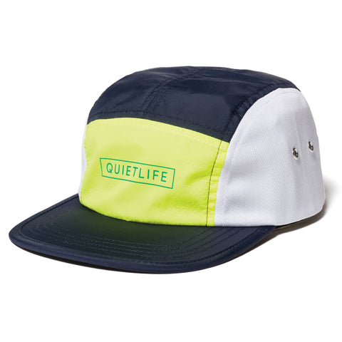 The Quiet Life - Ranier 5 Panel Camper Hat - Navy