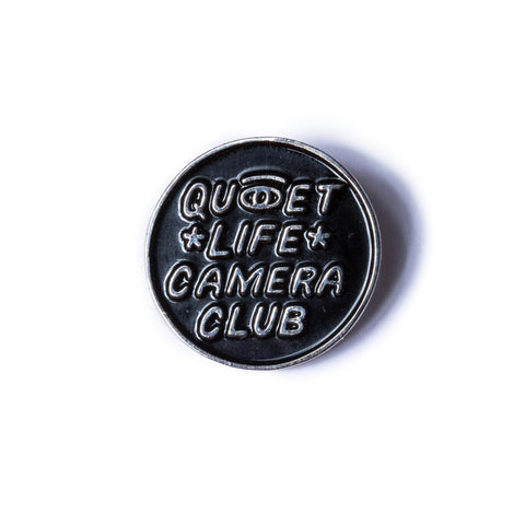 The Quiet Life - Camera Eye Lapel Pin - Metal
