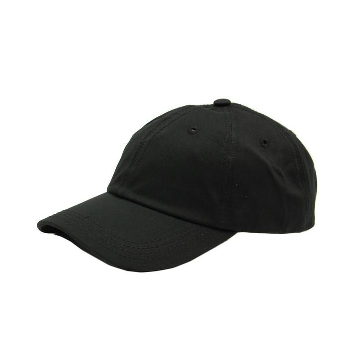 c84673a2 BILLIONAIRE BOYS CLUB - BB STRAIGHT LOGO HAT - BLACK – THIS IS ALLEY