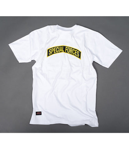 ALLEY - Special Forces Tee - White