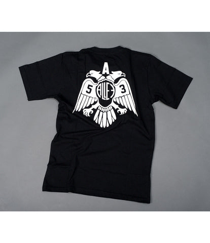 ALLEY - Special Forces Tee - Black