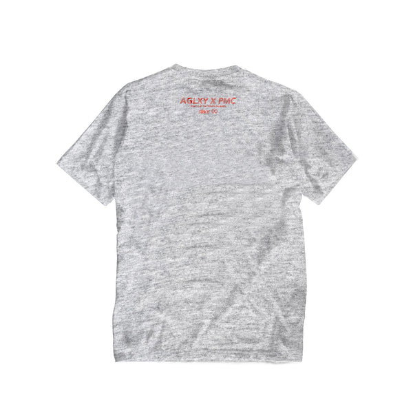 AGELESS GALAXY - BINTANG TEE - HEATHER GREY