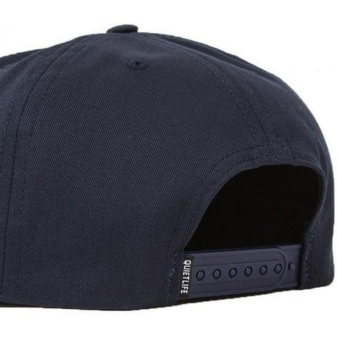 The Quiet Life - Emblem Snapback - Navy