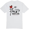 The Quiet Life - Heavy Slime Tee - White