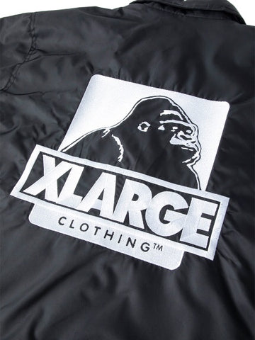 XLarge - OG Coaches Jacket - Black