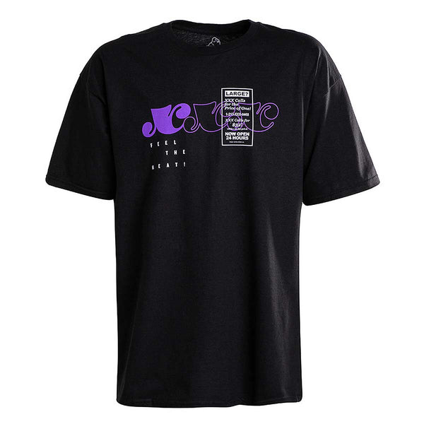 XLARGE - FEEL THE HEAT SS TEE - BLACK