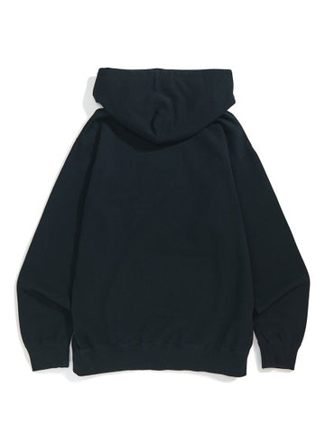 XLarge - Embroidered Logo Hoodie - Black