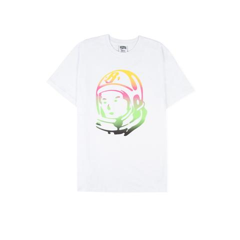 BILLIONAIRE BOYS CLUB - BB HELMET MX TEE - WHITE