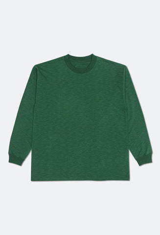 GROCERY - Invoice Long Sleeve Top - British Green