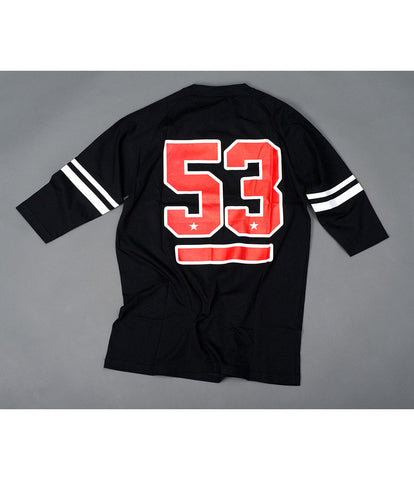 ALLEY - OG 53 Raglan - Black