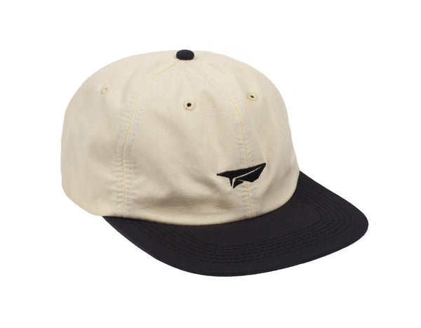 Benny Gold - Paper Plane Dad Hat - Black