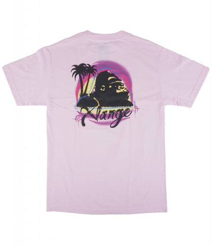 XLARGE - PARADISE SS TEE - PINK