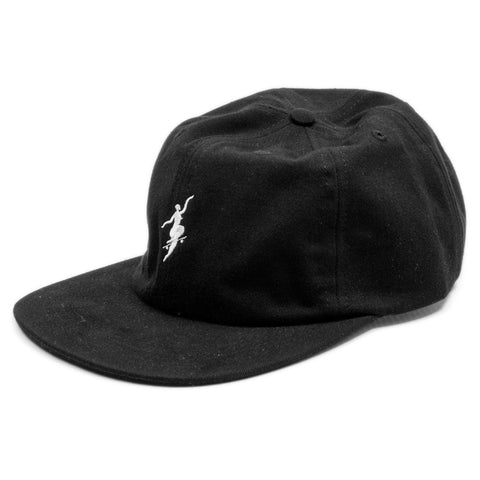 Polar Skate Co. - No Comply Cap - Black