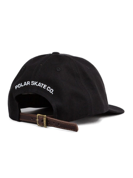 Polar Skate Co. - PSC Cap - Black