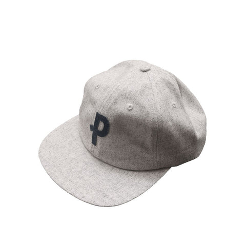 Polar Skate Co. - Baseball Cap - Heather Grey