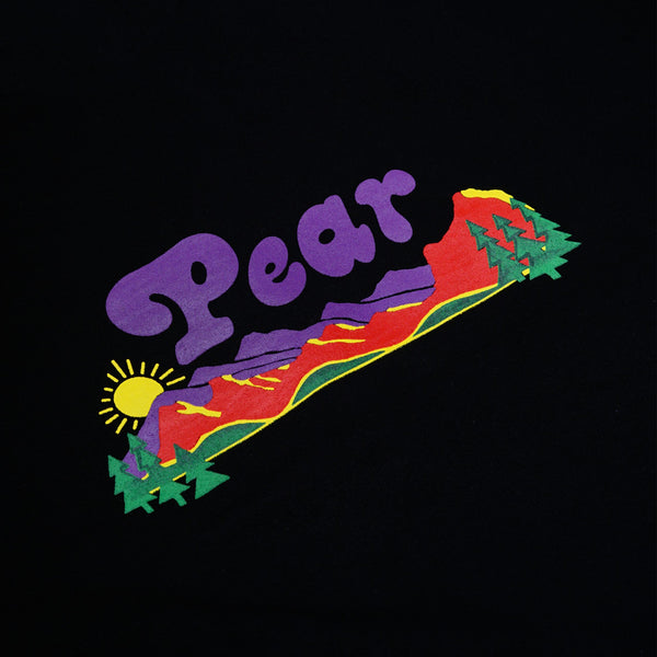 PPPEAR - Mountain Sweatshirt - Black