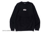 XLARGE - XLARGE×GUNDAM SWEAT TOP - BLACK