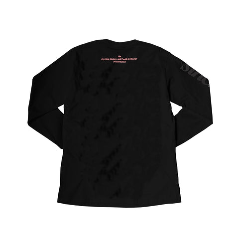 AGELESS GALAXY - SPICES LS TEE - BLACK