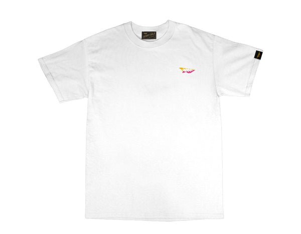 Benny Gold - Dancing Levi Tee - White