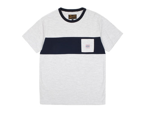 Benny Gold - Terry Premium Pocket Tee - Grey