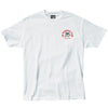 The Quiet Life - Camera Hands Tee - White