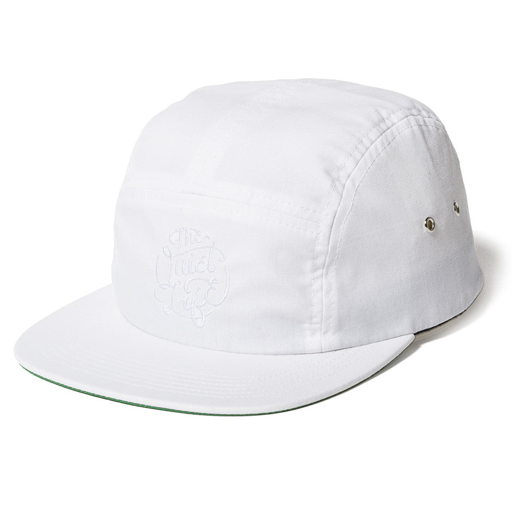 4f68054abce The Quiet Life Court 5-Panel-White – THIS IS ALLEY