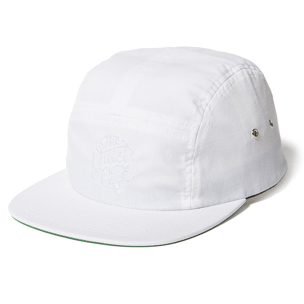 The Quiet Life Court 5-Panel-White