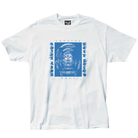 The Quiet Life - Crystal Daze Tee - White