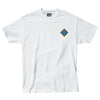 The Quiet Life - Emblem Tee - White