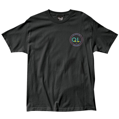 The Quiet Life - Exploded Tee - Black