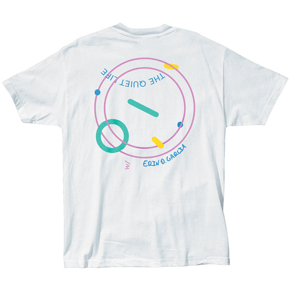 The Quiet Life - Exploded Tee - White