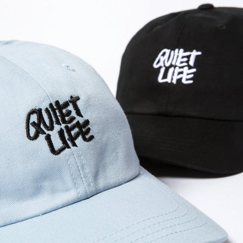 The Quiet Life - Jarvis Dad Hat - Black