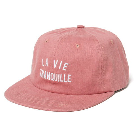 The Quiet Life - La Vie Tranquille Polo Hat - Nautical Red