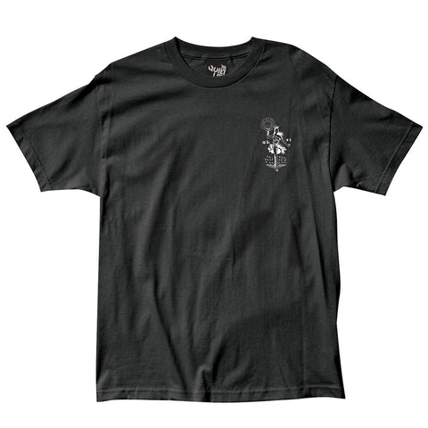 The Quiet Life - Lady Liberty Tee - Black