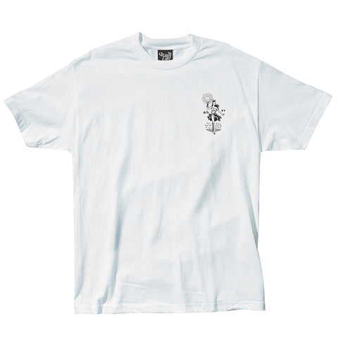 The Quiet Life - Lady Liberty Tee - White