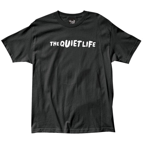 The Quiet Life - Marx Tee - Black