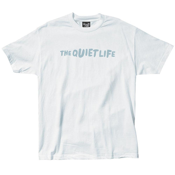 The Quiet Life - Marx Tee - White