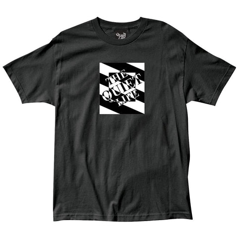 The Quiet Life - Optical Tee - Black