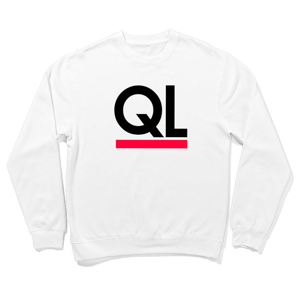 The Quiet Life - Periodic Crewneck Sweat - White