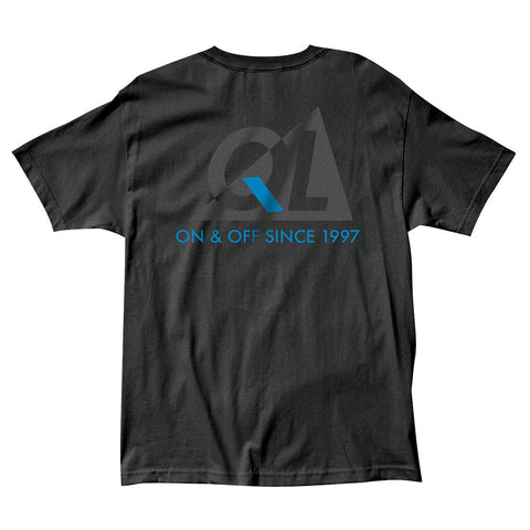 The Quiet Life - Reflective Tee - Black