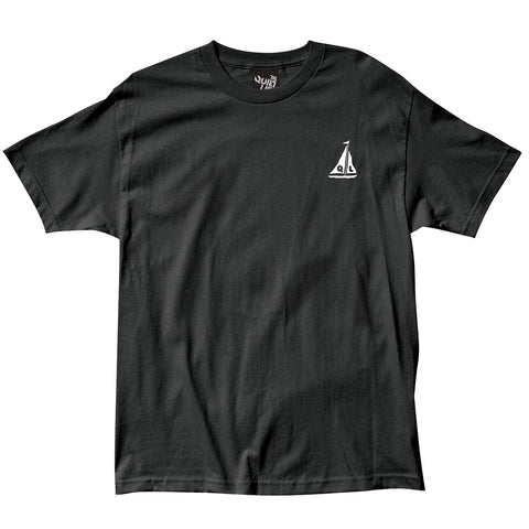 The Quiet Life - Sail Tee - Black